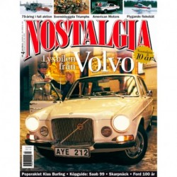 Nostalgia Magazine nr 4  2003