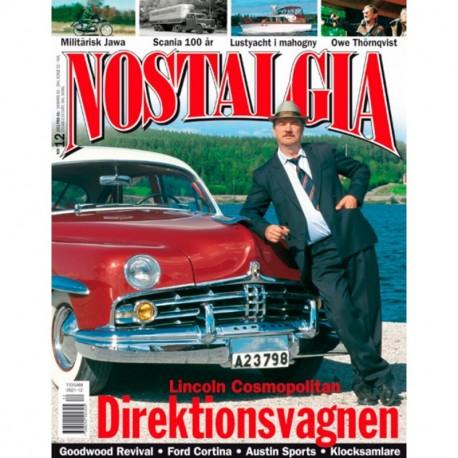 Nostalgia Magazine nr 12  2002