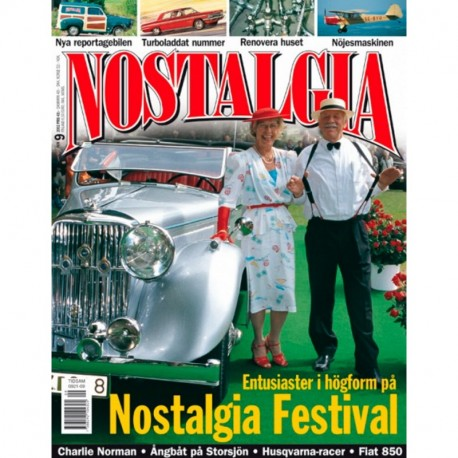 Nostalgia Magazine nr 9  2002