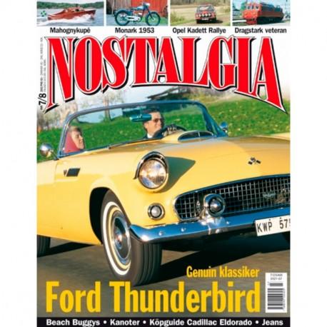 Nostalgia Magazine nr 7  2002