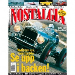Nostalgia Magazine nr 5  2002