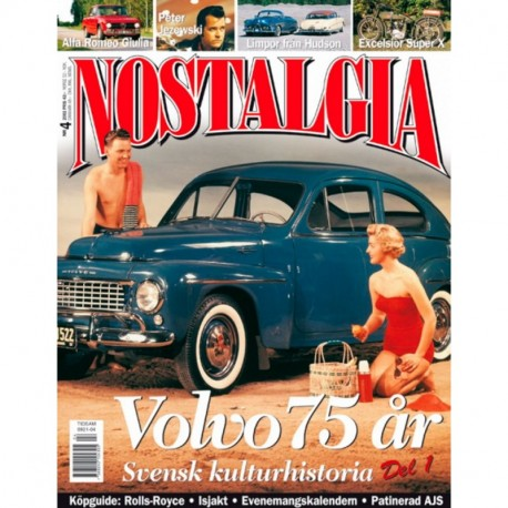 Nostalgia Magazine nr 4  2002