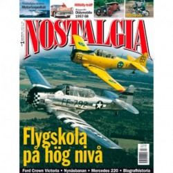 Nostalgia Magazine nr 1  2002