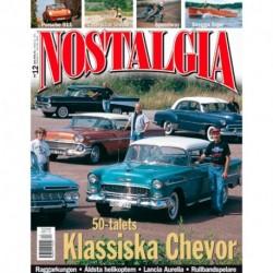 Nostalgia Magazine nr 12  2001