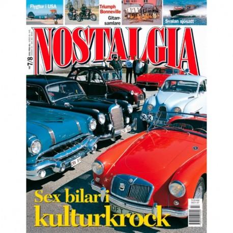 Nostalgia Magazine nr 7  2001