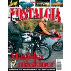 Nostalgia Magazine nr 1  2001