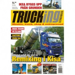 Trucking Scandinavia nr 12  2005