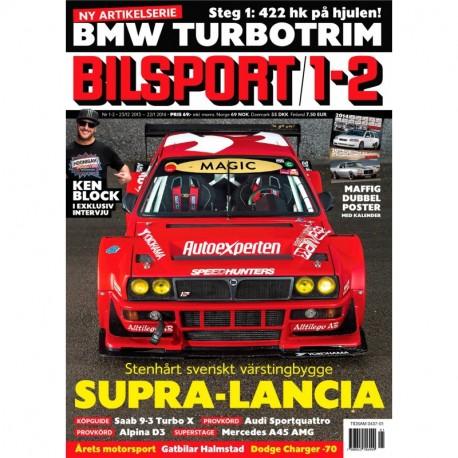 Bilsport nr 1 2014