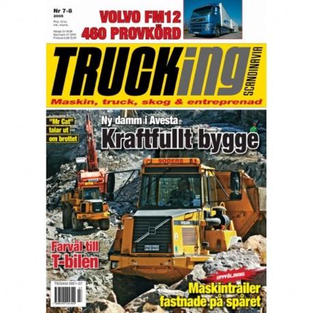 Trucking Scandinavia nr 7  2005
