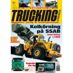 Trucking Scandinavia nr 4  2005