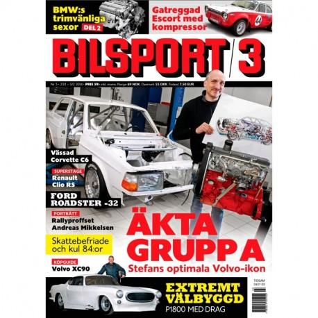 Bilsport nr 3 2014