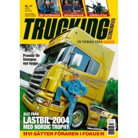 Trucking Scandinavia nr 10  2004