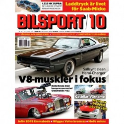 Bilsport nr 10 2013