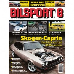 Bilsport nr 8 2013
