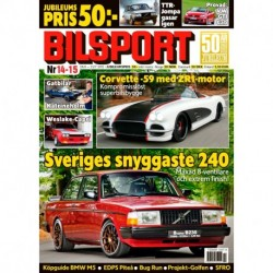 Bilsport nr 14 2012