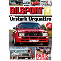 Bilsport nr 22 2012