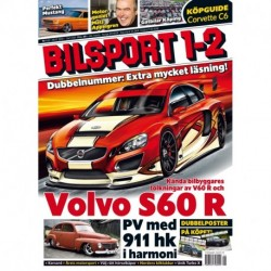 Bilsport nr 1 2011