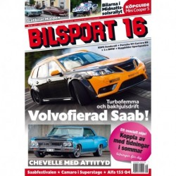 Bilsport nr 16 2010