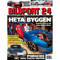 Bilsport nr 24 2013