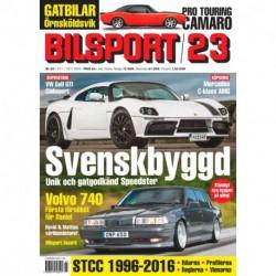 Bilsport nr 23 2016