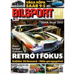 Bilsport nr 25 2012