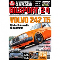 Bilsport nr 24 2014
