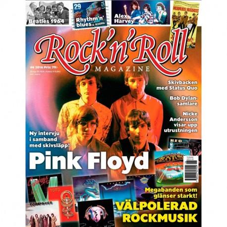 Rock'n'Roll Magazine nr 6 2016