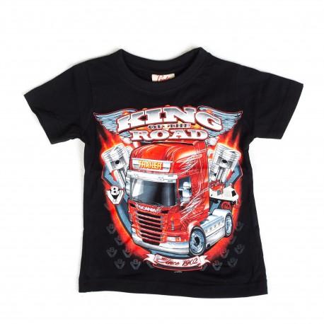 T-shirt Scania barn Trailer
