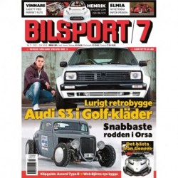 Bilsport nr 7 2013