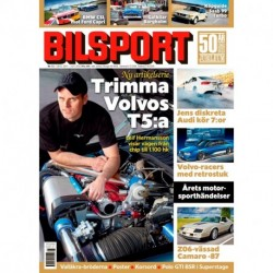 Bilsport nr 1 2012