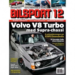 Bilsport nr 12 2013
