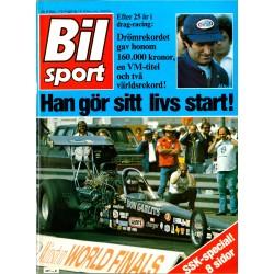 Bilsport nr 6  1975