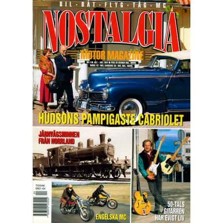 Nostalgia Magazine nr 4  1994