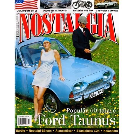 Nostalgia Magazine nr 7  2004