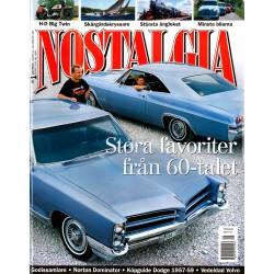 Nostalgia Magazine nr 1  2004