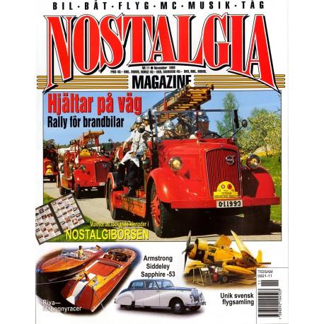 Nostalgia Magazine nr 11  1998