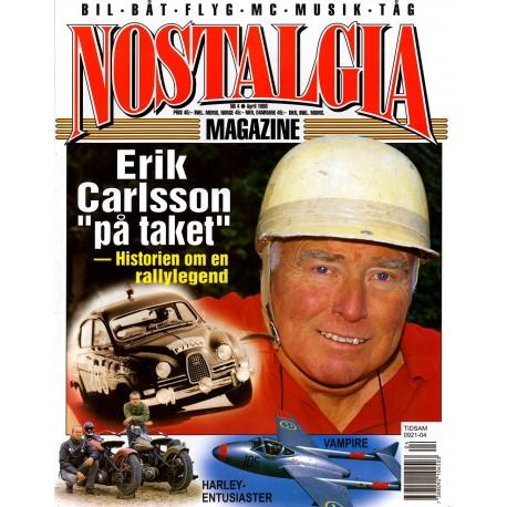 Nostalgia Magazine nr 4  1998
