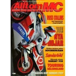 Állt om MC nr 1  1989