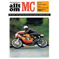 Allt om Mc nr 10  1971