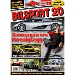 Bilsport nr 20 2009