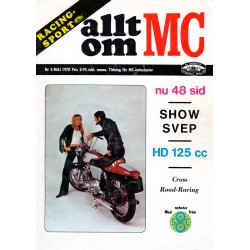 Allt om MC nr 5  1970