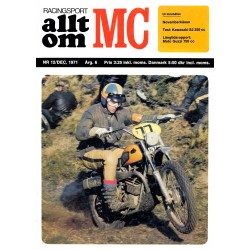 Allt om MC nr 12  1971