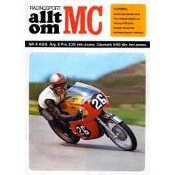 Allt om MC nr 8  1971