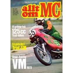 Allt om MC nr 12  1973