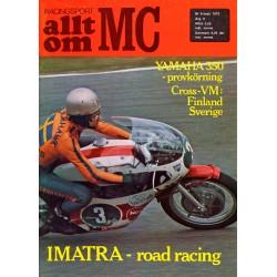 Allt om MC nr 9  1973