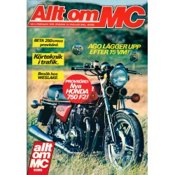 Allt om MC nr 2  1978