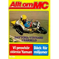 Allt om MC nr 5  1978