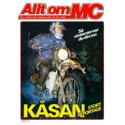 Allt om MC nr 1  1980
