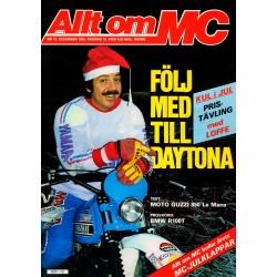 Allt om MC nr 12  1980