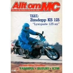 Allt om MC nr 5  1980